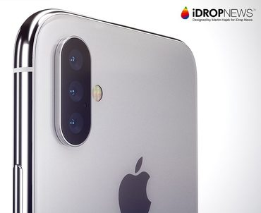 iPhone to have Triple-lens rear camera