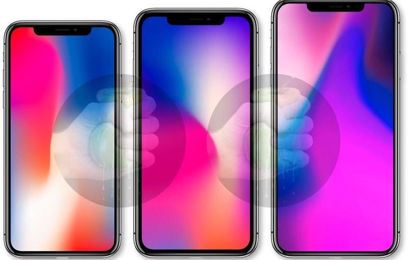 2018 iPhone modeldetails