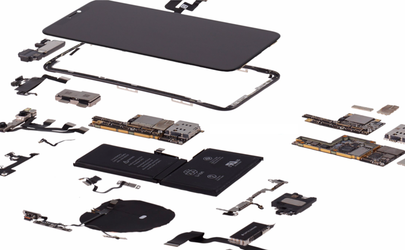 Apple lowers iPhone component orders by20%