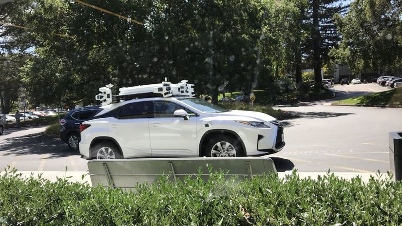 Senior Waymo engineer hired for Self-Driving Car Project by Apple.