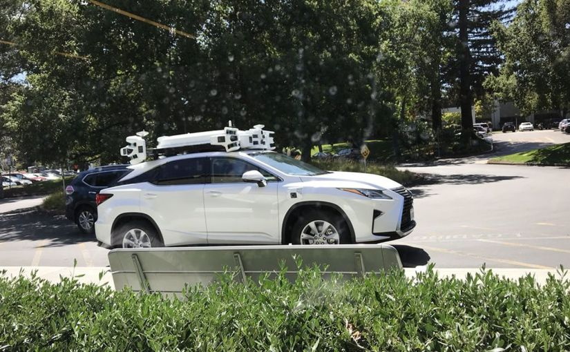 Senior Waymo engineer hired for Self-Driving Car Project byApple.