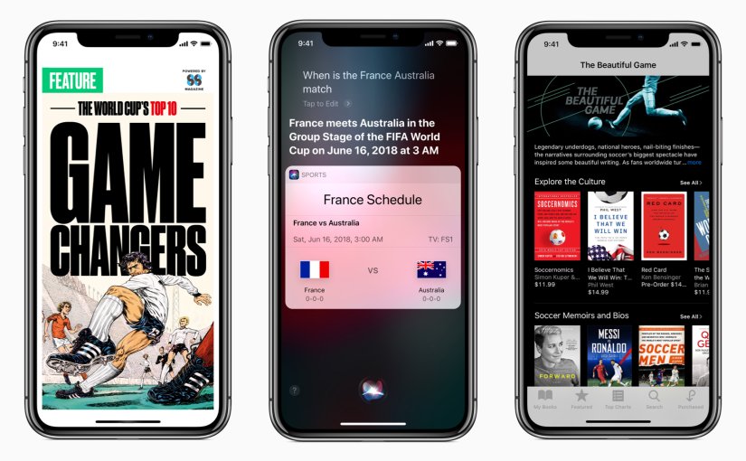 World Cup Content coming to Siri and AppleTV