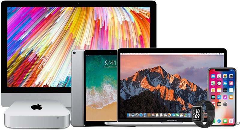 Overview of Apple's line-up for Autumn