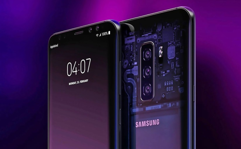 Samsung Galaxy S10+ to have Triple-lens rear camera.
